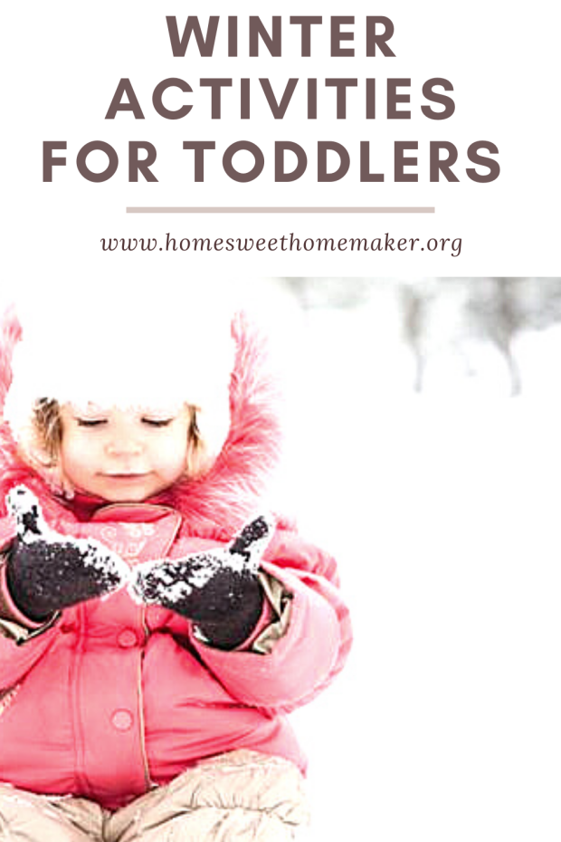 Winter Activities For Toddlers